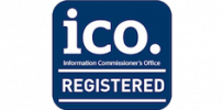 Registered with the ICO